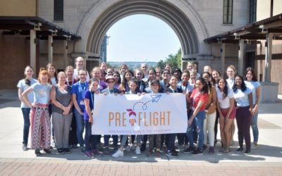 Spotlight: Inspiring future female pilots with PreFlight!