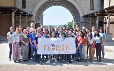 Spotlight: Inspiring future female pilots with PreFlight!